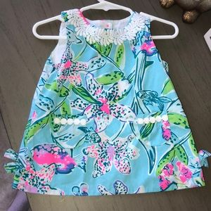 Baby lily Pulitzer dress